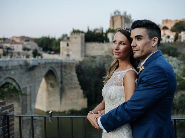 La boda de Carlos y Magda en Toledo, Toledo 166