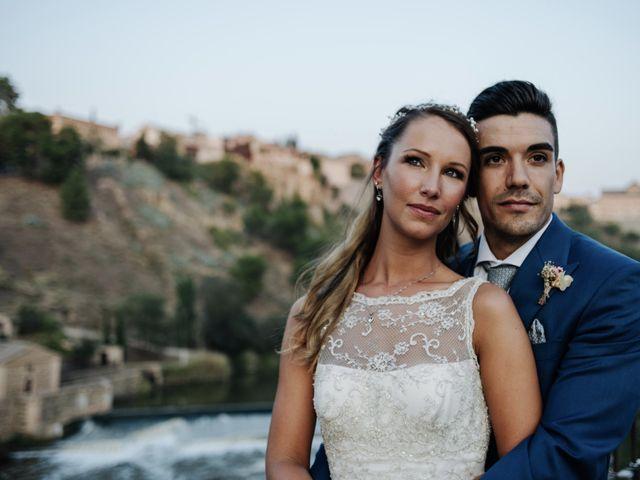 La boda de Carlos y Magda en Toledo, Toledo 168