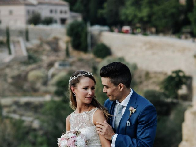 La boda de Carlos y Magda en Toledo, Toledo 171