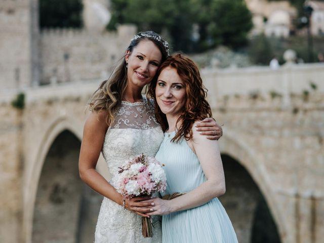 La boda de Carlos y Magda en Toledo, Toledo 176