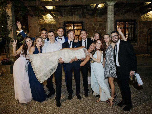 La boda de Carlos y Magda en Toledo, Toledo 203