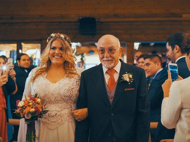 La boda de Sergio y Lucía en El Vellon, Madrid 3