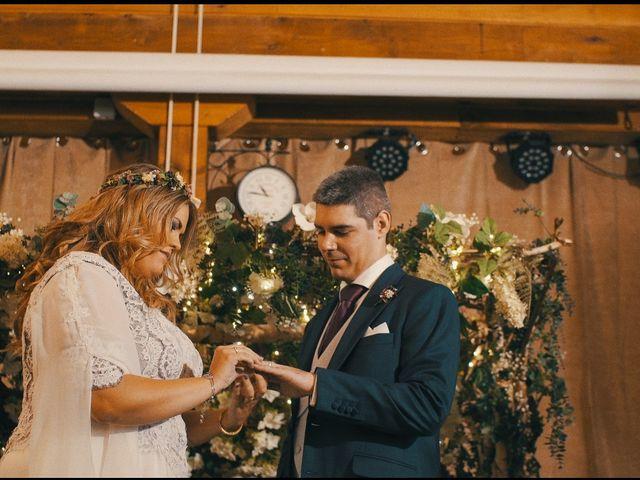 La boda de Sergio y Lucía en El Vellon, Madrid 4