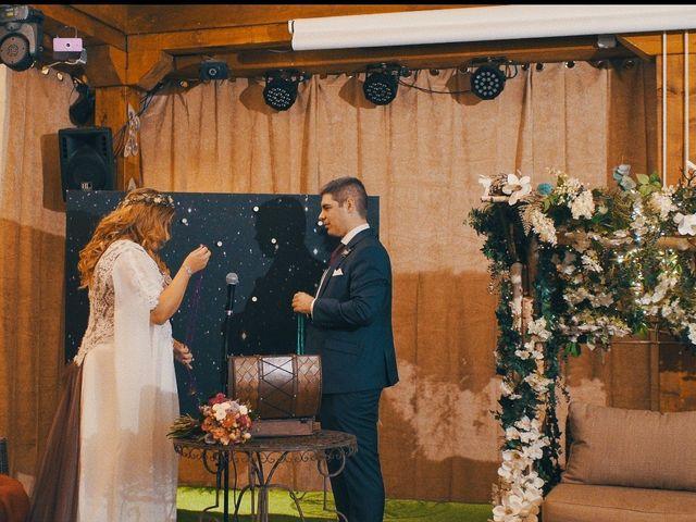 La boda de Sergio y Lucía en El Vellon, Madrid 5