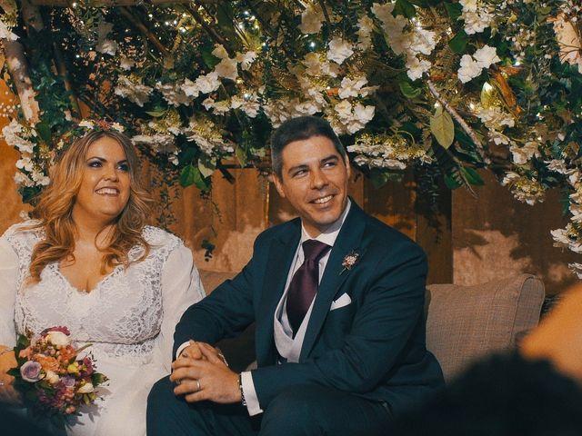 La boda de Sergio y Lucía en El Vellon, Madrid 7