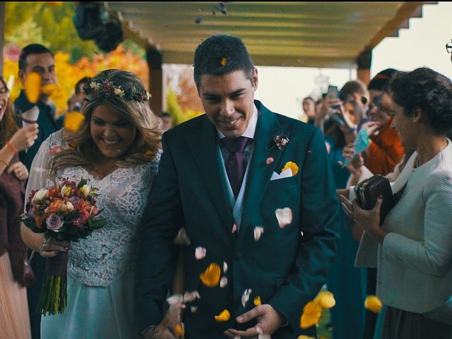La boda de Sergio y Lucía en El Vellon, Madrid 10