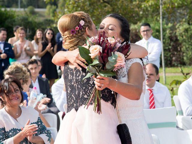 La boda de Andoni y Jennifer en Erandio, Vizcaya 27