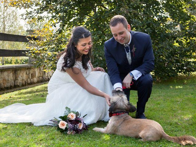 La boda de Andoni y Jennifer en Erandio, Vizcaya 31