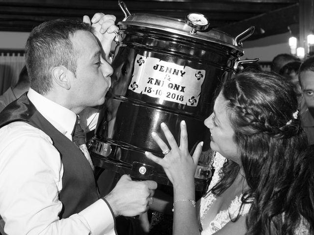 La boda de Andoni y Jennifer en Erandio, Vizcaya 40
