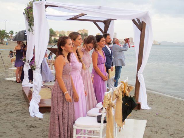 La boda de Gerrit y David en La Manga Del Mar Menor, Murcia 6