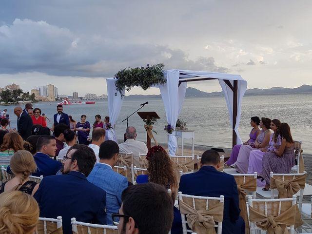 La boda de Gerrit y David en La Manga Del Mar Menor, Murcia 8