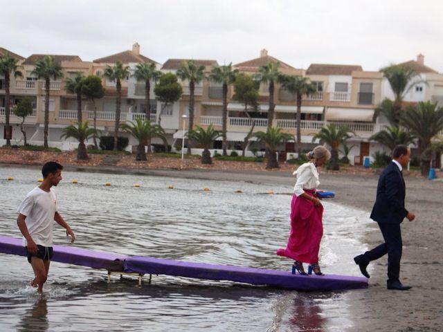 La boda de Gerrit y David en La Manga Del Mar Menor, Murcia 10