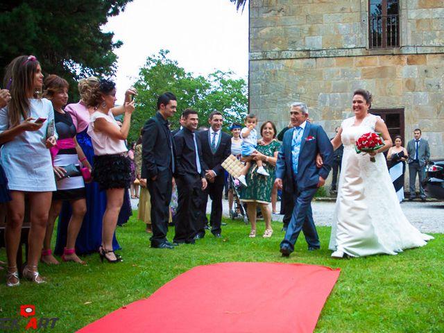La boda de Miguel y Amaya en Castañeda, Cantabria 12