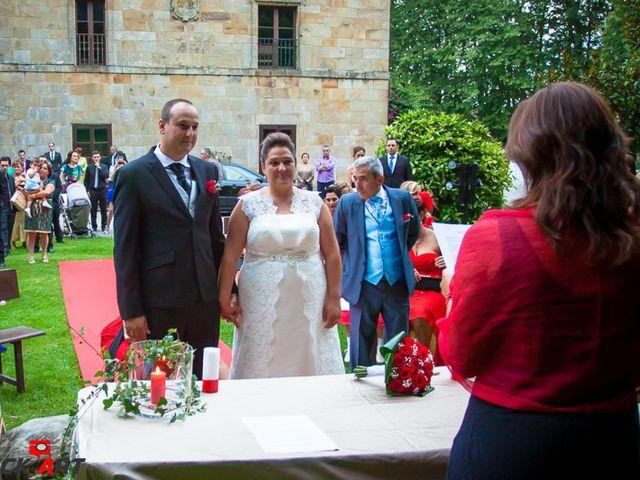 La boda de Miguel y Amaya en Castañeda, Cantabria 13