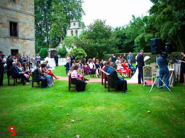 La boda de Miguel y Amaya en Castañeda, Cantabria 17