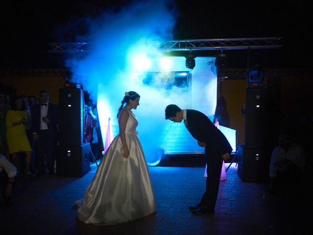 La boda de Juan Gabriel y Nuria en Santa Marta De Los Barros, Badajoz 16