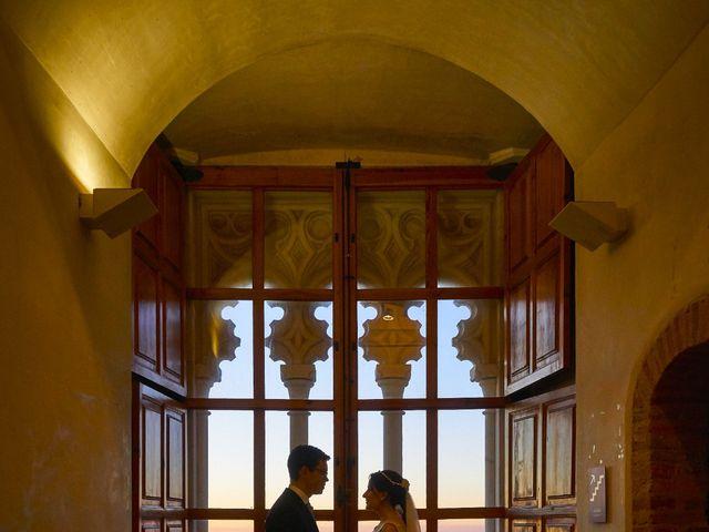 La boda de Juan Gabriel y Nuria en Santa Marta De Los Barros, Badajoz 17