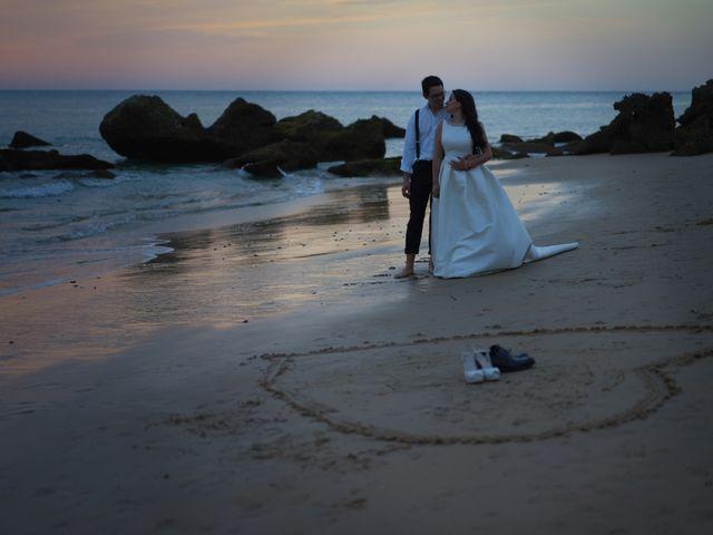 La boda de Juan Gabriel y Nuria en Santa Marta De Los Barros, Badajoz 33