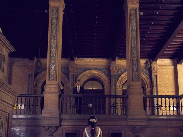 La boda de Juan Gabriel y Nuria en Santa Marta De Los Barros, Badajoz 34