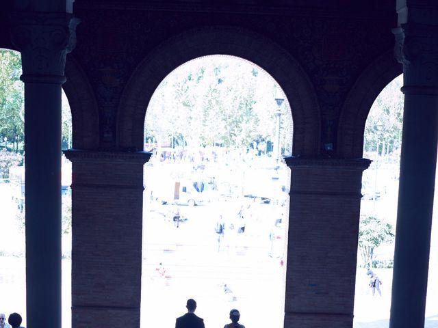 La boda de Juan Gabriel y Nuria en Santa Marta De Los Barros, Badajoz 35