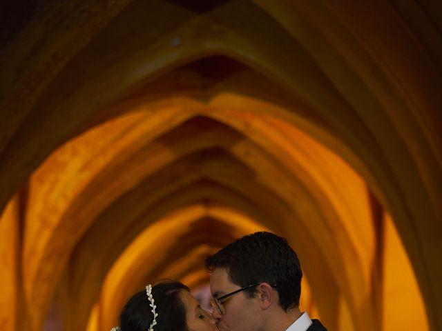 La boda de Juan Gabriel y Nuria en Santa Marta De Los Barros, Badajoz 38