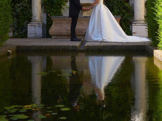 La boda de Juan Gabriel y Nuria en Santa Marta De Los Barros, Badajoz 39