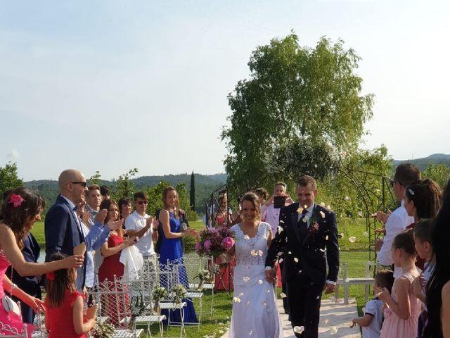 La boda de Javi  y Judith  en Santa Coloma De Farners, Girona 2