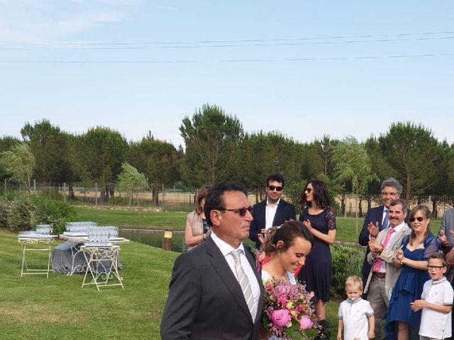 La boda de Javi  y Judith  en Santa Coloma De Farners, Girona 3