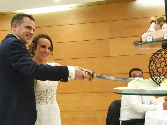 La boda de Judith  y Javi