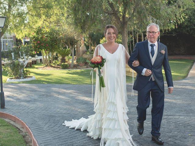 La boda de David y Tamara en Puerto Real, Cádiz 1