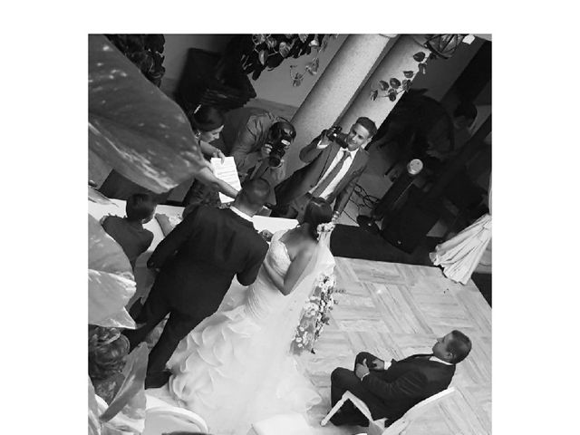 La boda de Adrián y Marina en Antequera, Málaga 3