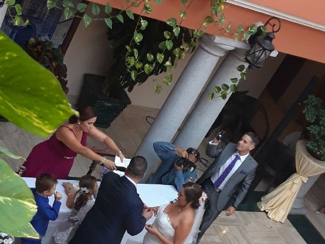 La boda de Adrián y Marina en Antequera, Málaga 5