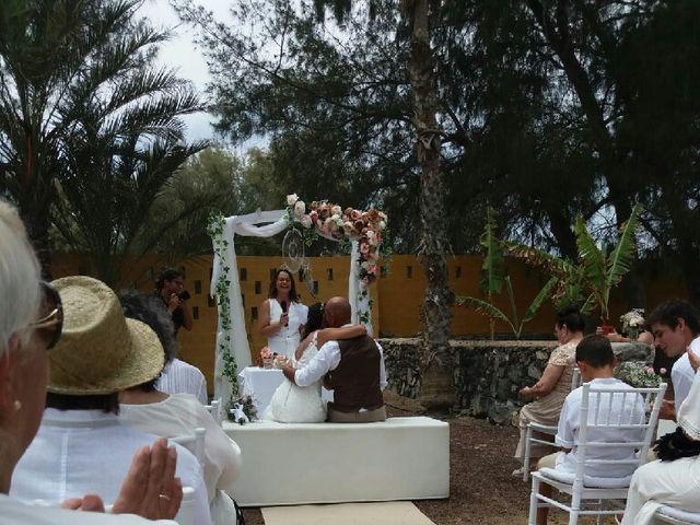 La boda de Chiqui y Fany en Hoya Del Pozo, Las Palmas 3