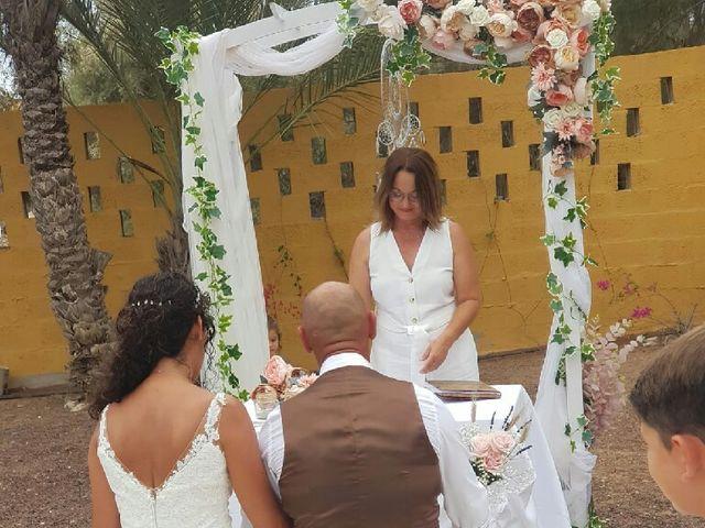 La boda de Chiqui y Fany en Hoya Del Pozo, Las Palmas 6