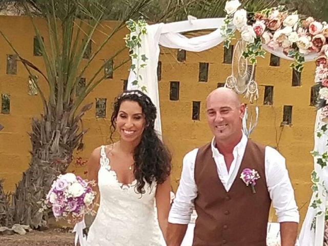 La boda de Chiqui y Fany en Hoya Del Pozo, Las Palmas 7
