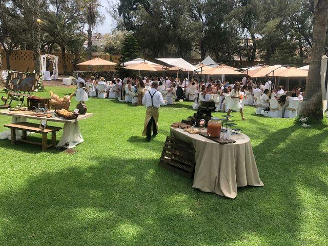 La boda de Chiqui y Fany en Hoya Del Pozo, Las Palmas 8