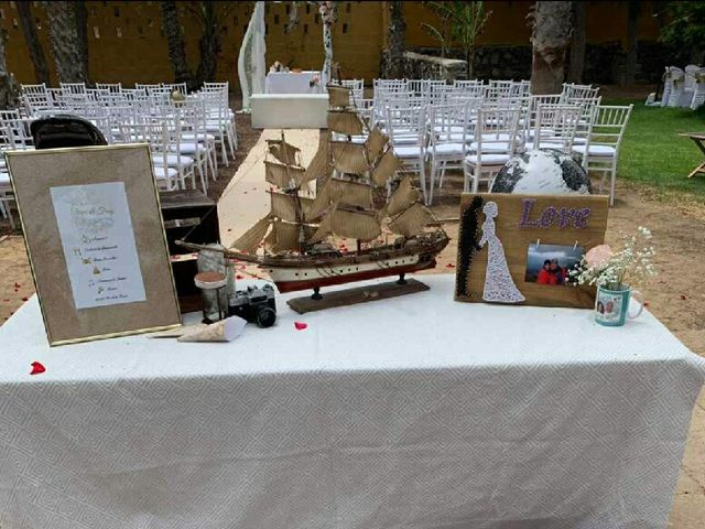La boda de Chiqui y Fany en Hoya Del Pozo, Las Palmas 9