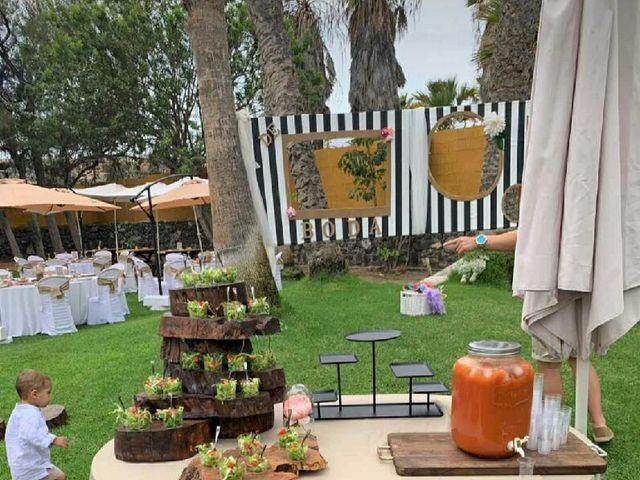 La boda de Chiqui y Fany en Hoya Del Pozo, Las Palmas 11