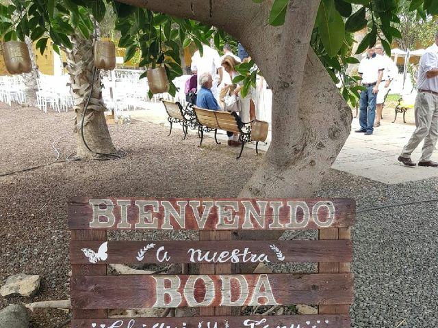 La boda de Chiqui y Fany en Hoya Del Pozo, Las Palmas 12