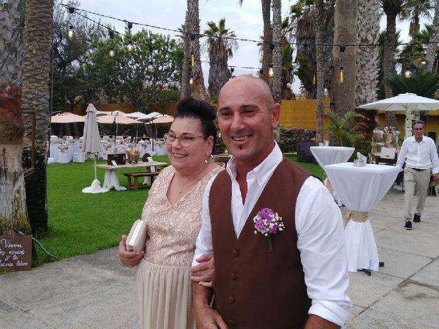La boda de Chiqui y Fany en Hoya Del Pozo, Las Palmas 1