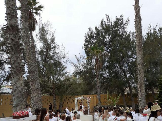 La boda de Chiqui y Fany en Hoya Del Pozo, Las Palmas 14