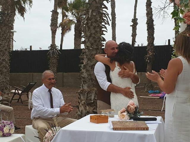 La boda de Chiqui y Fany en Hoya Del Pozo, Las Palmas 2