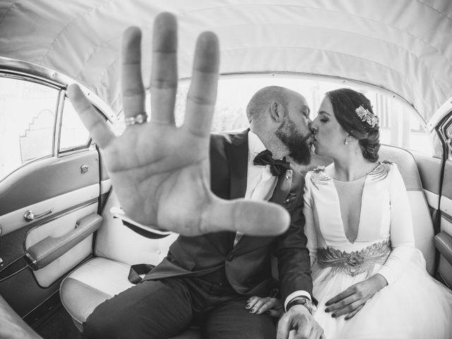 La boda de Rosana y Sergio