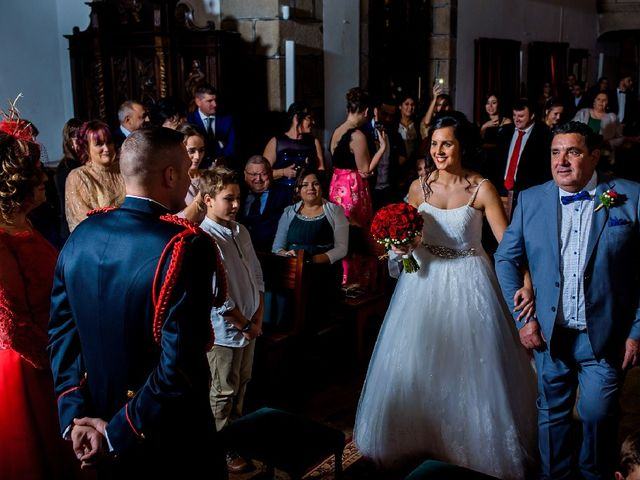 La boda de Alberto y Lorena en Valga (Rajoy), Pontevedra 3