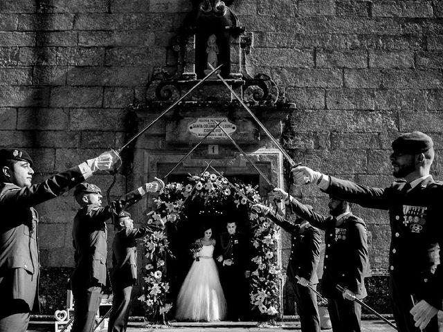 La boda de Alberto y Lorena en Valga (Rajoy), Pontevedra 4