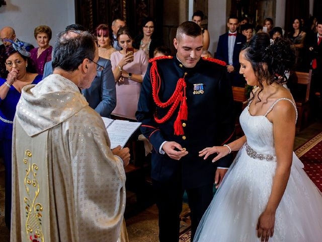 La boda de Alberto y Lorena en Valga (Rajoy), Pontevedra 8