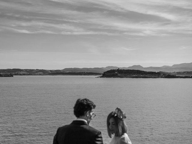 La boda de Joan y Alicia en Santander, Cantabria 1
