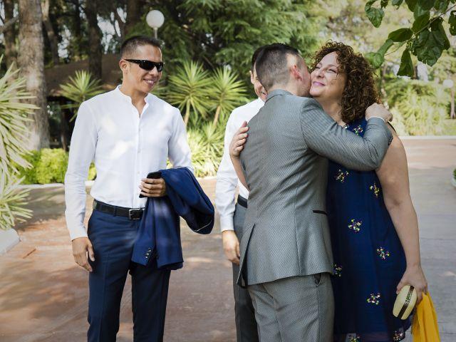 La boda de Erika y Jaime en Cubas De La Sagra, Madrid 6