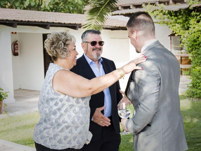 La boda de Erika y Jaime en Cubas De La Sagra, Madrid 8