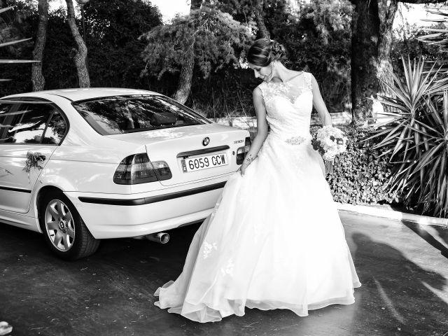 La boda de Erika y Jaime en Cubas De La Sagra, Madrid 9